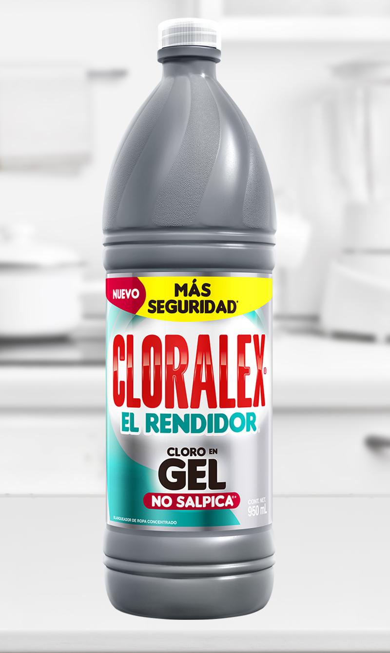 Cloralex for El vinagre desinfecta